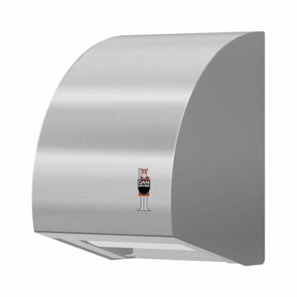 277-Stainless Design toiletpapirholder til 1 standardrulle